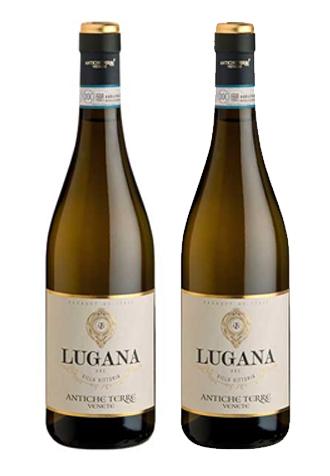 Rượu vang Ý Lugana Antiche Terre Venete