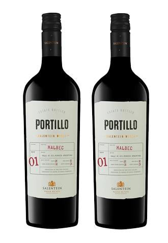 Rượu vang Argentina Salentein Portillo Malbec