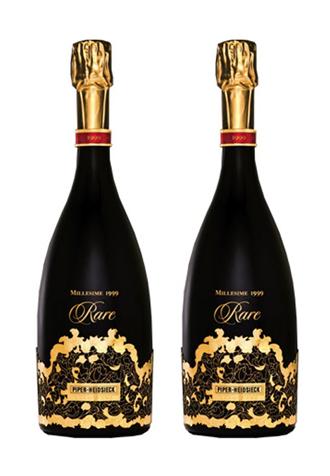 Sâm banh Pháp Champagne Rare Brut Milesime