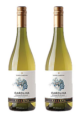 Rượu vang Chile Santa Carolina Carolina Chardonnay
