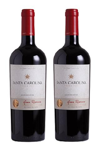 Rượu vang Chile Santa Carolina Gran Reserva Cabernet Sauvignon