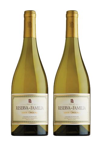 Rượu vang Chile Santa Carolina Reserva De Familia Chardonnay
