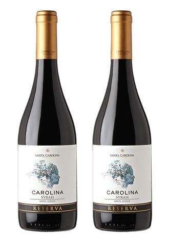 Rượu vang Chile Santa Carolina Carolina Syrah