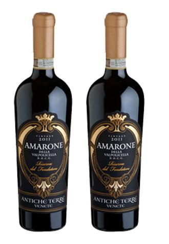 Rượu vang Ý Amarone Della Valpolicella Riserva del Fondatore