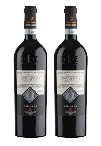 Rượu vang Ý Arnasi Pinot Grigio