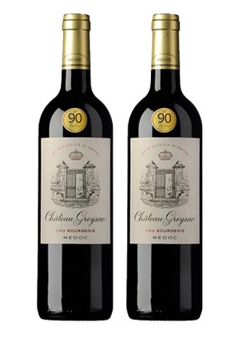 Rượu vang Pháp Chateau Greysac 2011