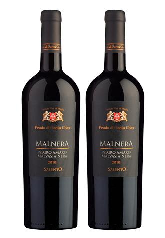 Rượu vang Ý Malnera NegroAmaro Malvasia Nera Salento Giorgio