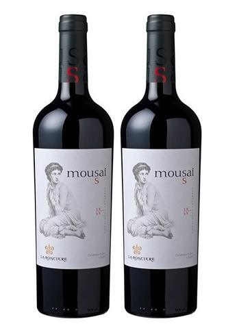 Rượu vang Mousai Cabernet Sauvignon
