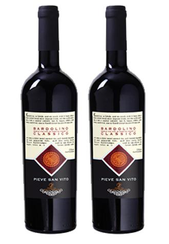 Rượu vang Ý Pieve San Vito Bardolino Classico