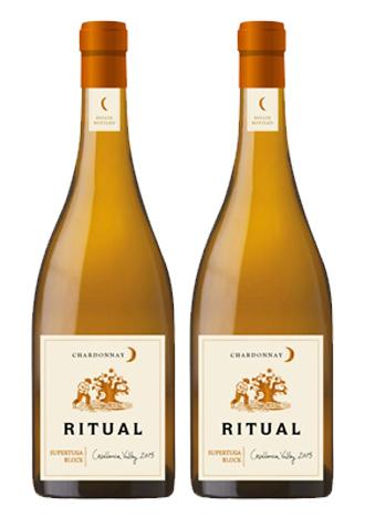 Rượu vang Chile Ritual Chardonnay