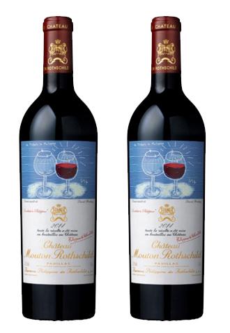 Rượu vang Pháp Chateau Mouton Rothschild 2014