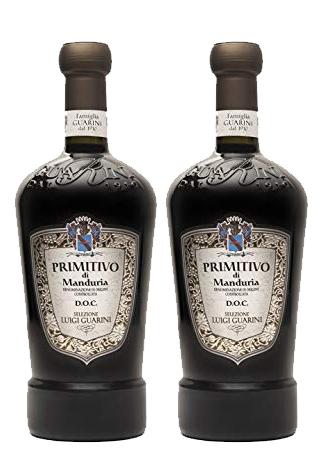 Rượu vang Ý Luigi Guarini Primitivo di Manduria Selezione