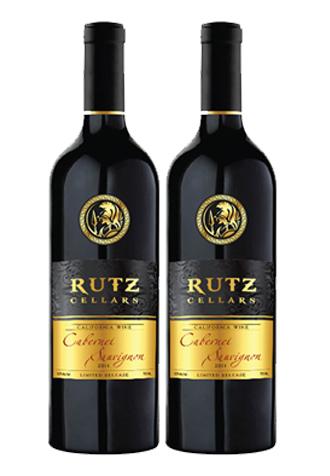 Rượu vang Rutz Cellars Cabernet Sauvignon Limited Release