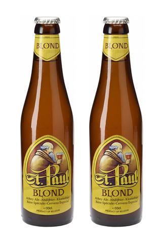 Bia Nhập Khẩu St. Paul Blond
