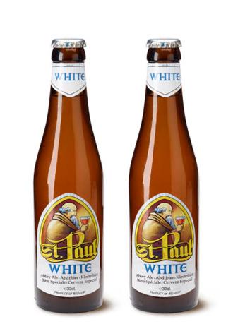 Bia Nhập Khẩu St.Paul White