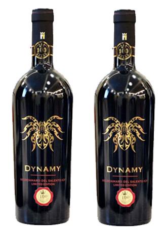 Rượu vang Ý Dynamy Negroamaro del Salento