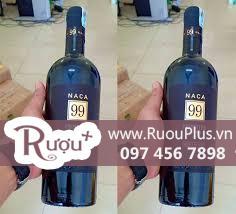 Rượu vang Naca 99 Primitivo  Salento 99 điểm