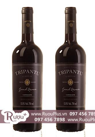 Rượu vang Tripantu Grand Reserva Giá rẻ