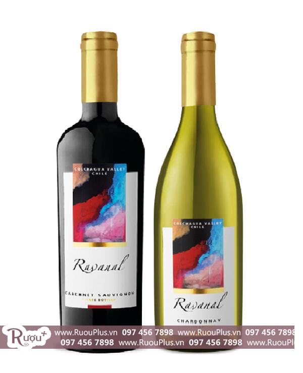 Rượu vang Chile Ravanal Cabernet Sauvignon