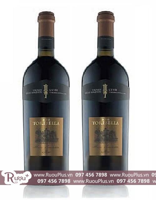 Rượu vang Ý Maso Toresella
