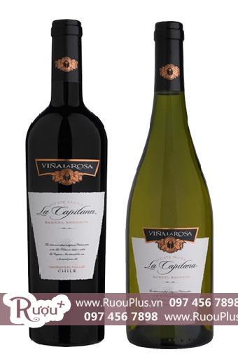 Rượu Vang Chile La Capitana Cabernet Sauvignon