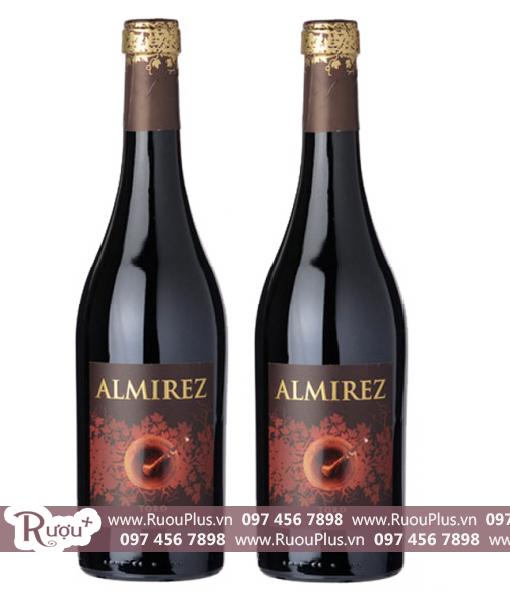 Rượu vang Tây Ban Nha Almirez