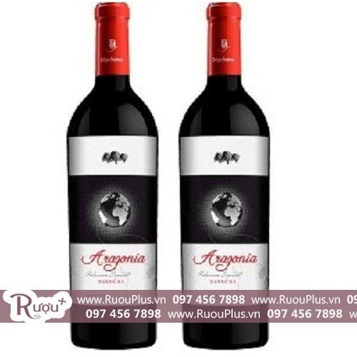 Rượu vang Aragonia Garnacha 2010