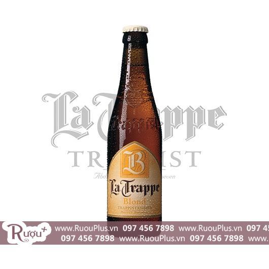 Bia La Trappe Blond 330ml