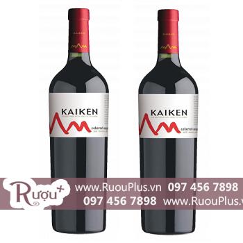 Rượu vang ARGENTINA Kaiken Reserve Cabernet Sauvignon