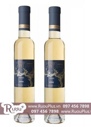 Rượu vang Canada Riesling Ice Wine Henry of Pelham