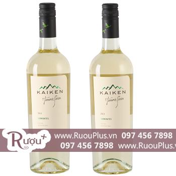 Rượu vang trắng Kaiken Terroir Series Torrontés