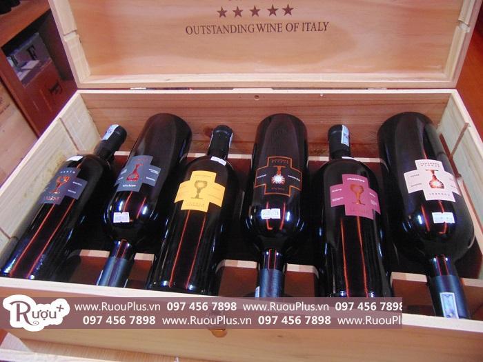 Giá rượu vang Chén thánh Schola Sarmenti bán rẻ nhất thị trường