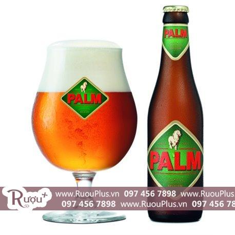 Bia Palm Ale Bỉ Chai 330ml