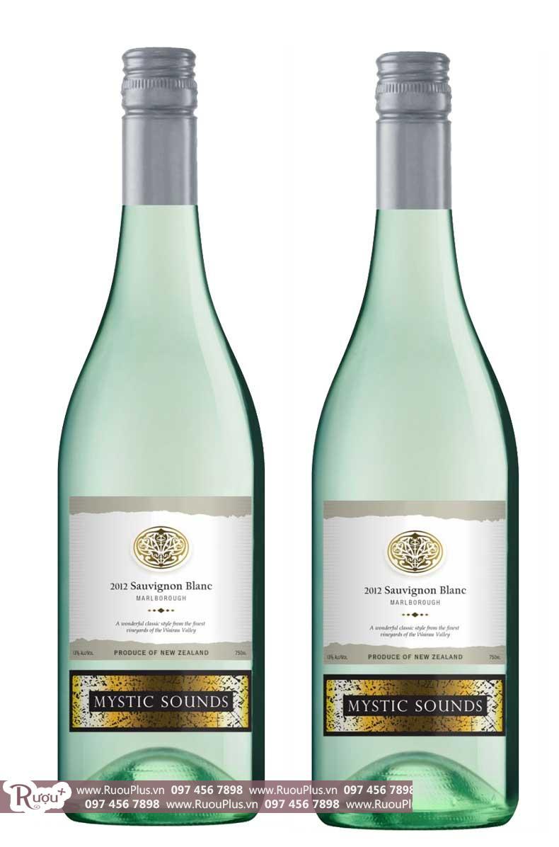 Rượu vang Úc Mystic Sounds Sauvignon Blanc