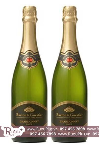 Rượu Sparkling B&G Premium Sparkling Chardonnay