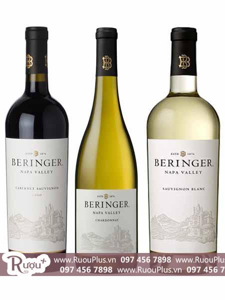 Rượu vang Mỹ Beringer Napa Valley