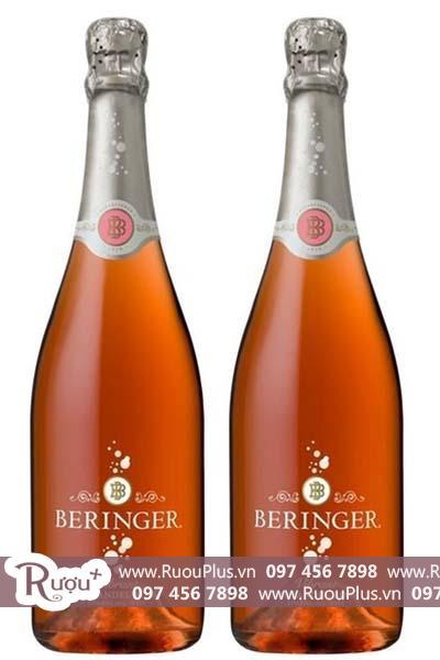 Rượu vang Sparkling Beringer Sparkling (rose)