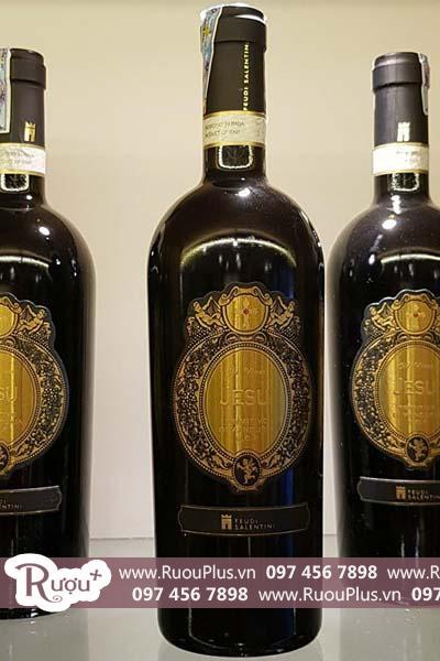 Rượu vang Ý Jesu giá bán rẻ nhất
