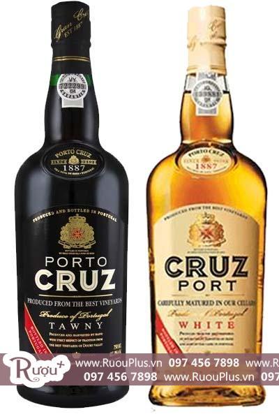 Rượu vang Bồ Đào Nha Porto Cruz