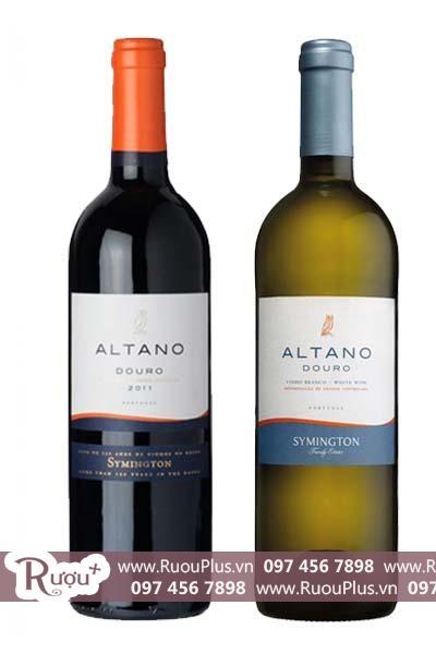 Rượu vang Bồ Đào Nha Altano Symington Family Douro