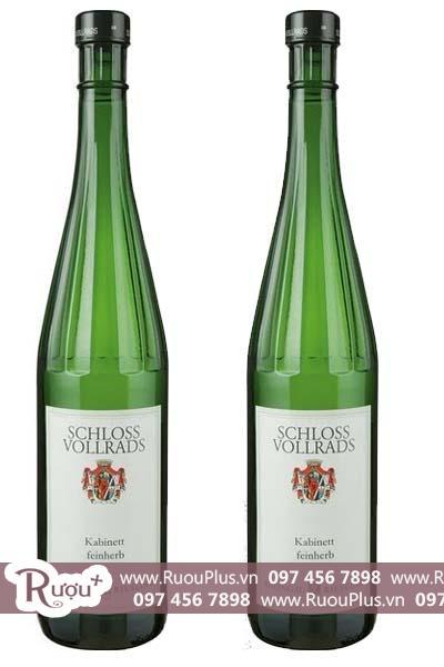 Rượu vang Đức Schloss Vollrads Estate Riesling