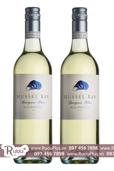Rượu vang Mussel Bay Sauvignon Blanc Marlborough