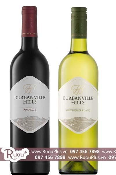 Rượu vang Nam Phi Durbanville Hills