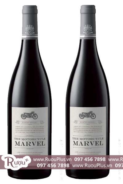 Rượu vang Nam Phi The Motorcycle Marvel