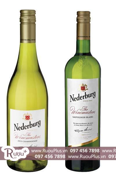 Rượu vang Nam Phi Nederburg White