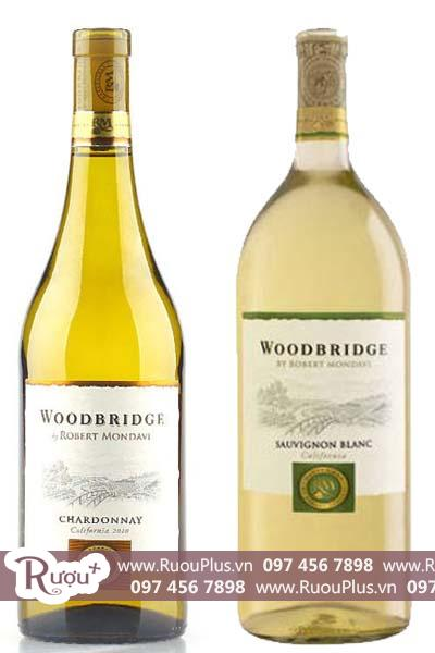Rượu vang Mỹ Woodbridge by Mondavi