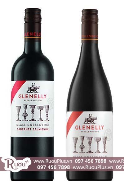 Rượu vang Nam Phi Glenelly Glass Collection
