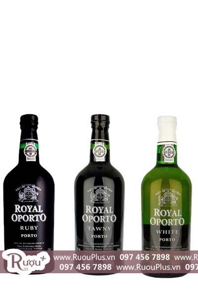 Rượu vang Bồ Đào Nha RoyaL Oporto