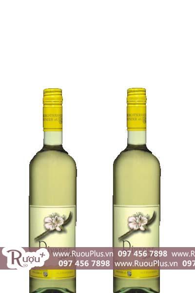 Rượu vang Đức Bergsträsser Winzer Rivaner Q.B.A Trocken