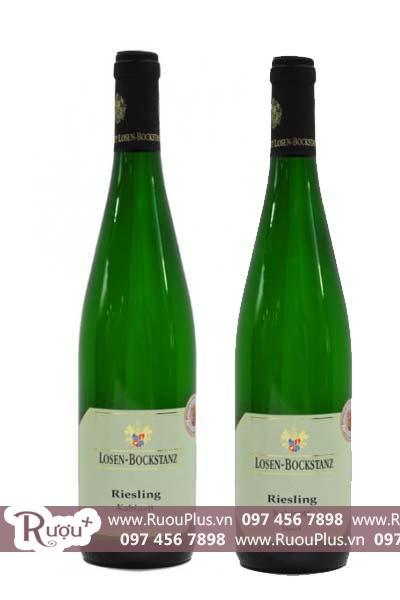 Rượu vang Đức Losen-Bockstanz Riesling Icewine